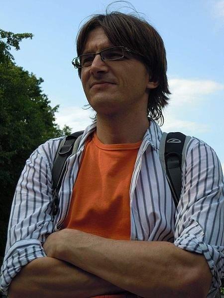 Novinář a právník Tomáš , zdroj: Wikimedia Commons