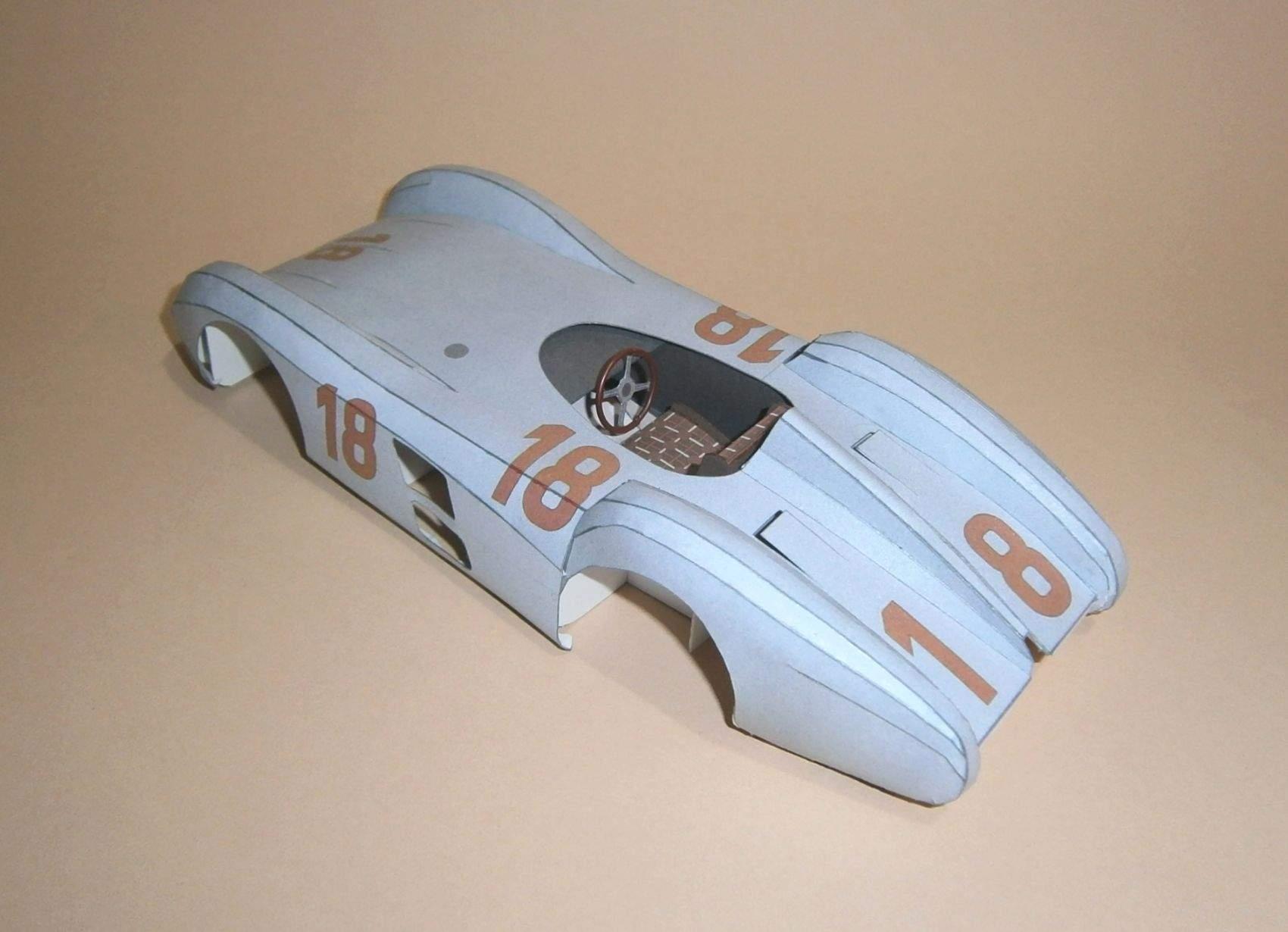 Mercedes W196S - 1954