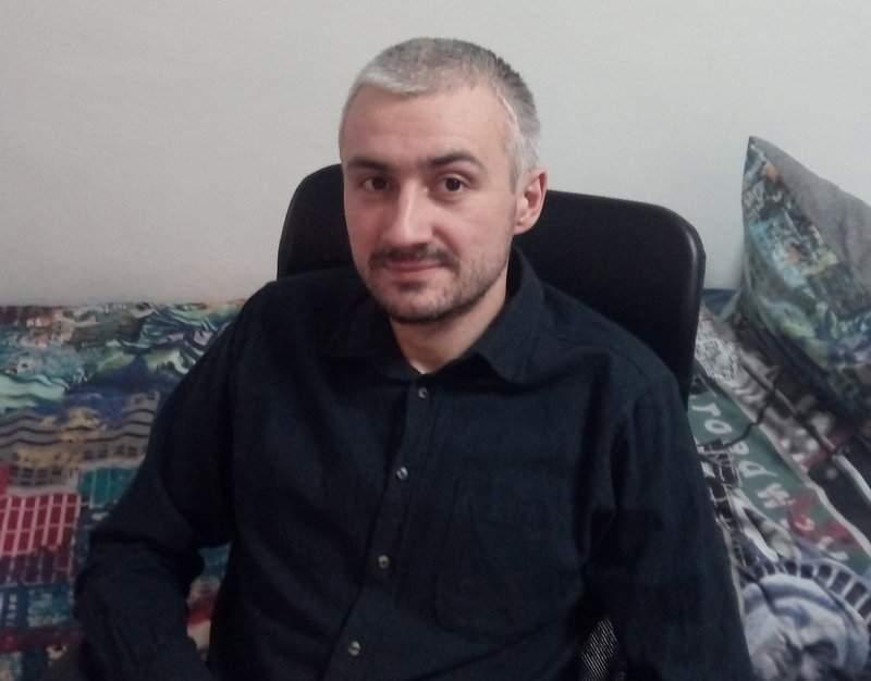 Serhii Syniuha - Ukrajinský lékař