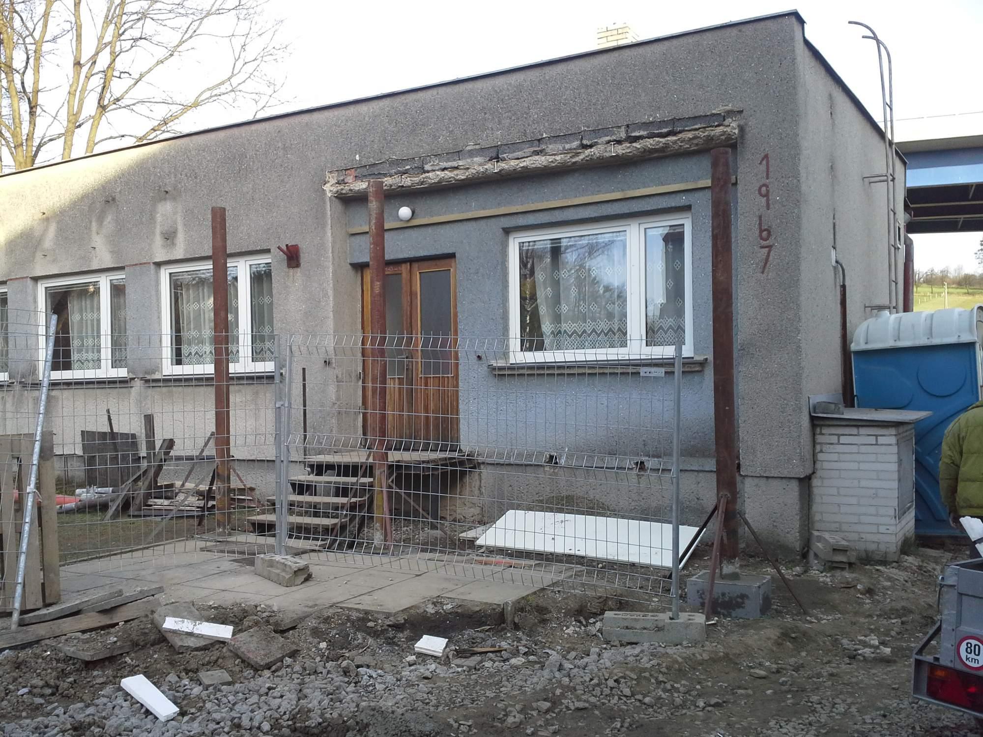 pzko trzanowice remont