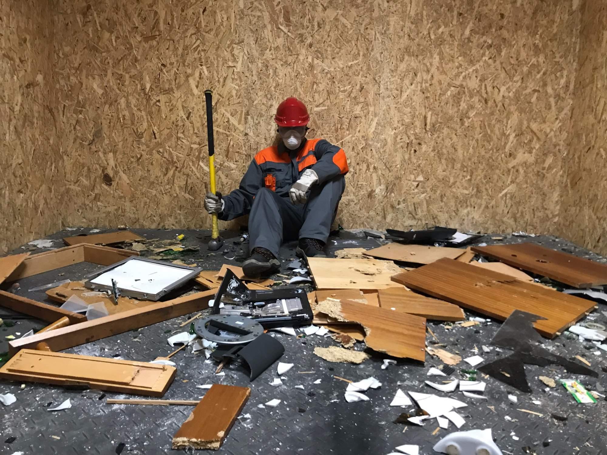 Po akci. Foto: Rostislav Zmátlík
