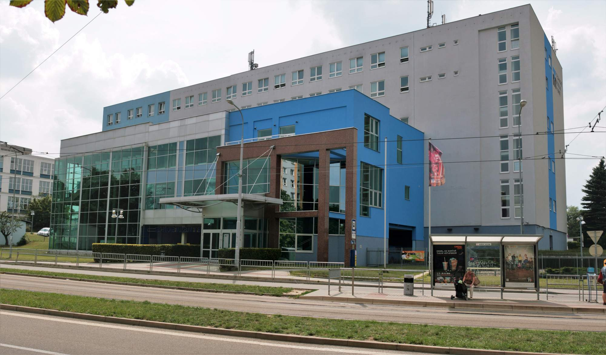 Technické muzeum v Brně. Foto: Wikimedia