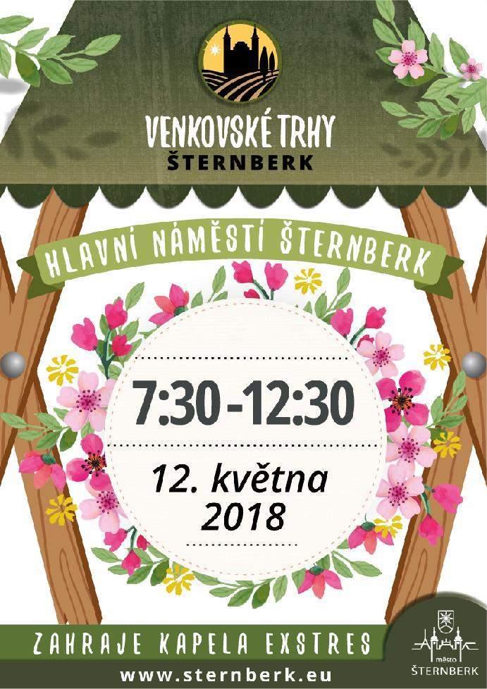 Venkovské trhy ©ternberk