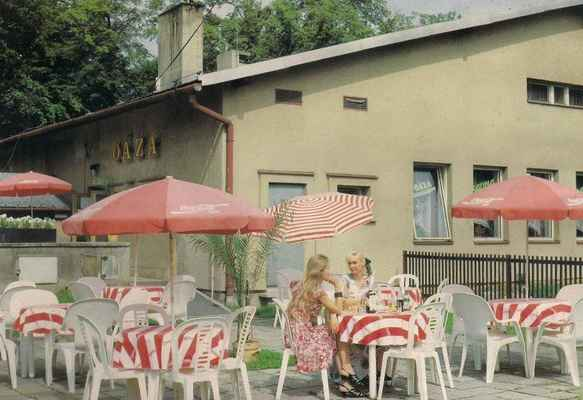 ARCHIVNÍ FOTO :  Oáza - exteriér (2)