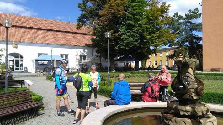 Cyklo + turistika OUN 30.6.2018