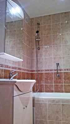 Rekonstrukce a obklad koupelny , WC