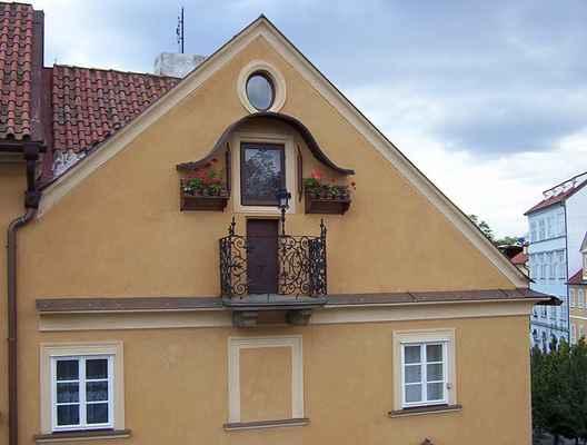 Dům na Kampě, Praha.