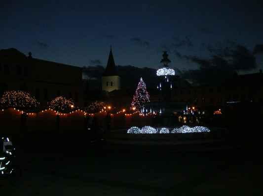 vánoční večerní Fryštát (3)