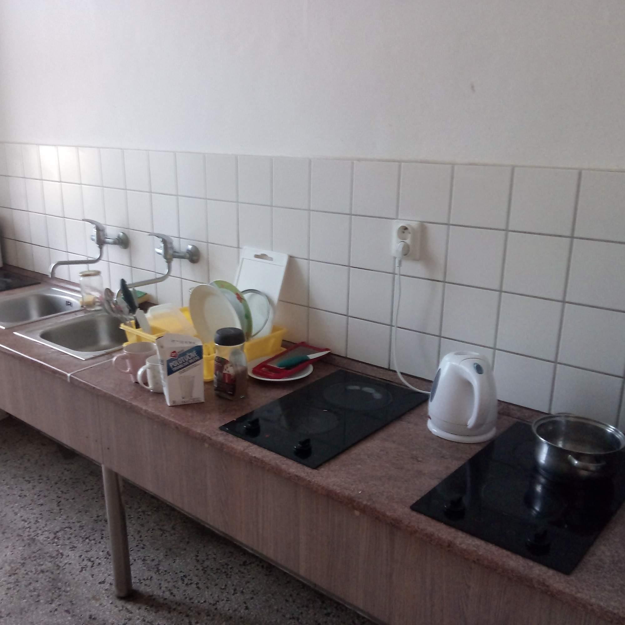 Kuchyň koleje Tvrdého