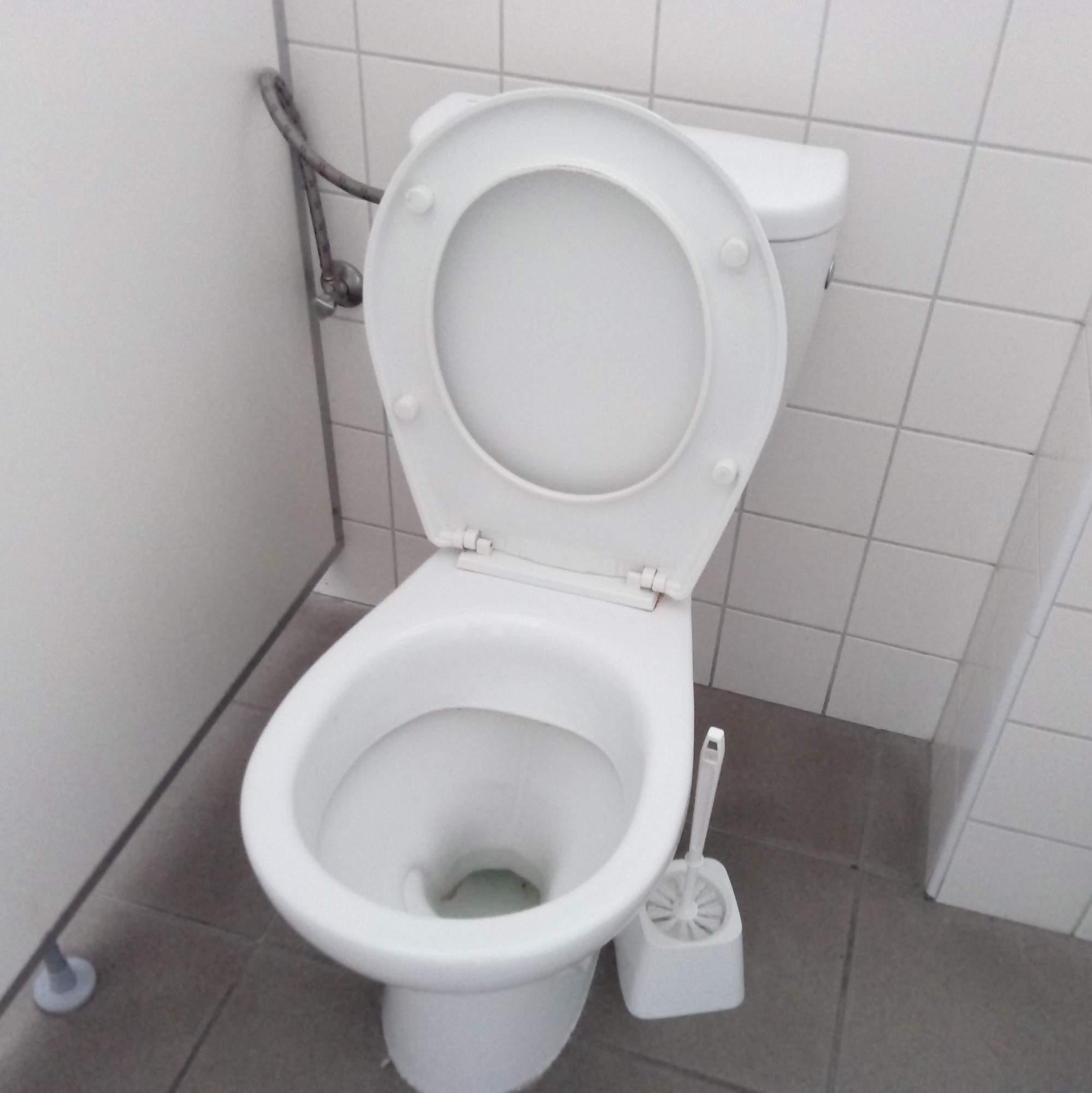 Společné toalety kolej Tvrdého