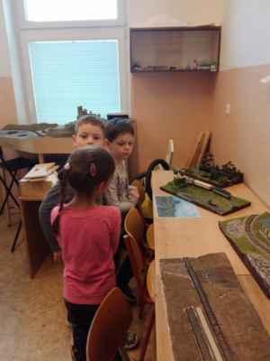 Návštěva školní družiny ve SMTe