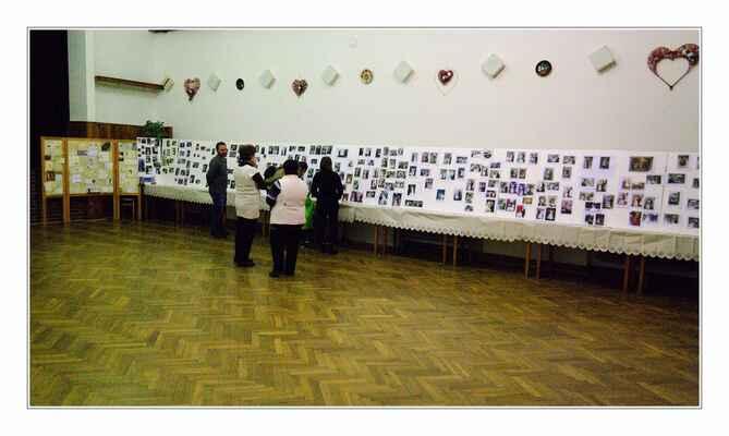 Výstava svatebních fotografii - Keywords: Tučapy UH výstava