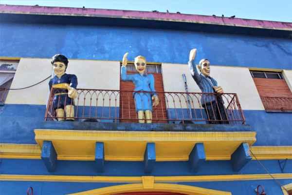 Maradona, Evita a Perón