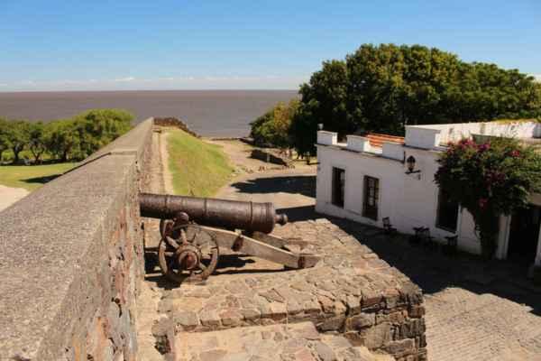 bývalá Portugalská pevnost