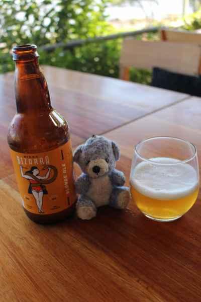 medvídek šel na předražené pivo