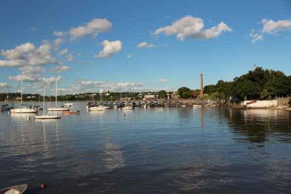 místní přístav