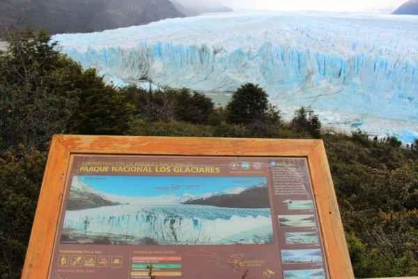 národní park ledovců