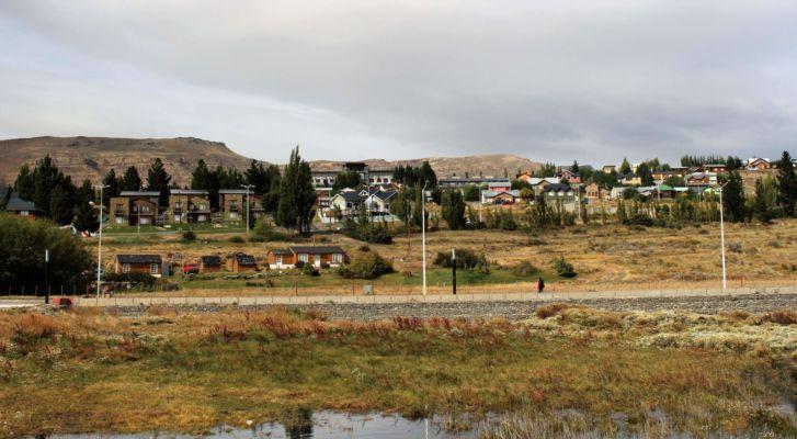 krajina nám připomíná Island