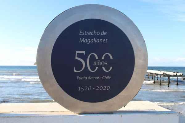 příští rok slaví 500 leté objevení průplavu Magalanem