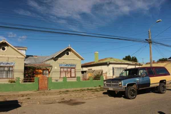 předměstí Punty Arenas