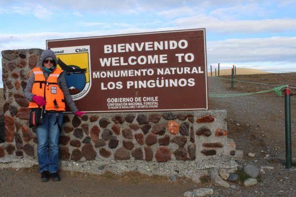 """jsme vítáni v národním chráněném území """"Tučňákov"""""""