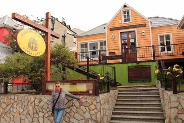 a tuto restauraci doporučujeme - zajděte sem až budete v Ushuaia