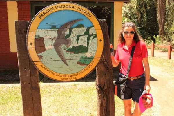 vstup do národního parku