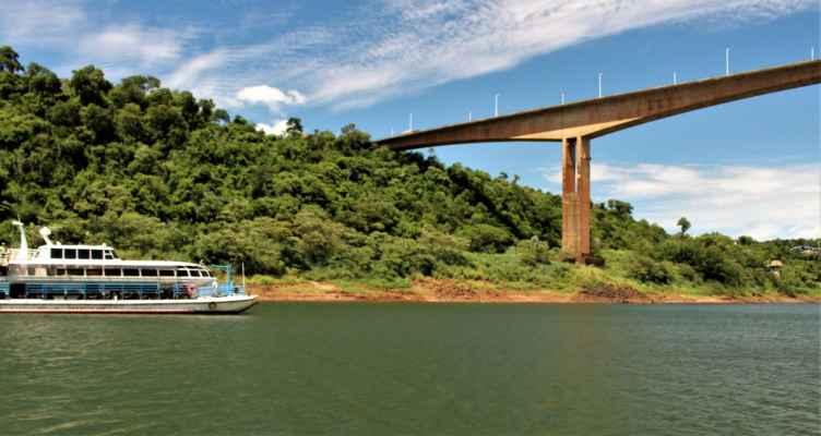 parníky z Brazílie