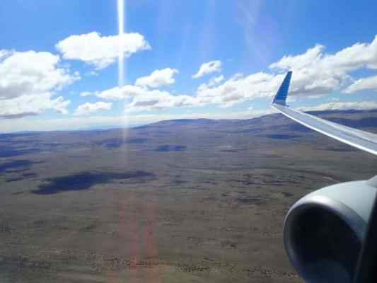 odlétáme do Patagonie
