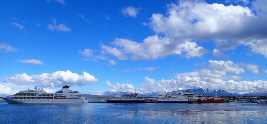 na luxusní lodě