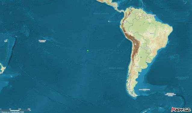 Velikonoční ostrovy - 6 hodin letu z Chile