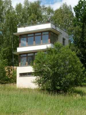 Bahna 2012 -  (3) - Věž řízení palby.